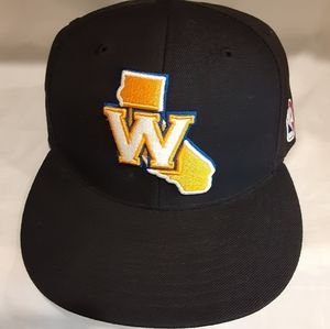 Golden State Warriors Fitted Hat